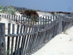 Fishermen's Fences at Praia do Barril, Algarve