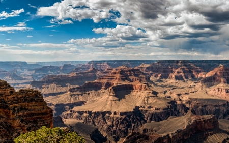 Grand Canyon at Hopi Point - nature, America, Grand Canyon, landscape