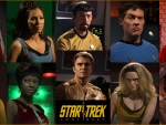 "Cast From The Web Series Star Trek Episode ""Fairest of Them All"""