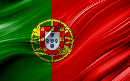 Flag Of Portugal - portugal, portuguese flag, flag, flag of portugal, portuguese