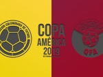 Colombia vs Qatar