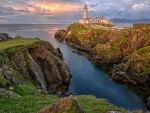 Lighthouse in Northern Ireland