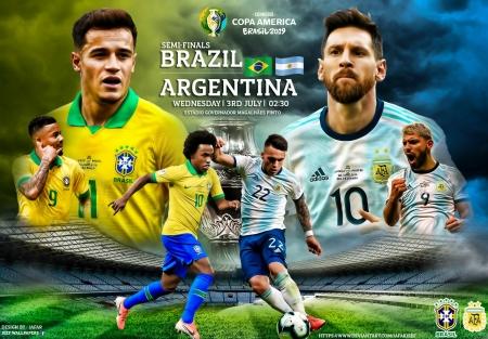 Image result for brazil vs argentina