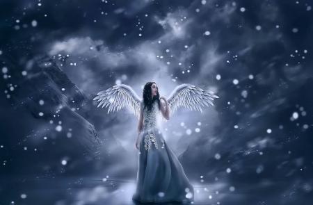 Winter Angel