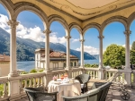 Loggia at Lake Como