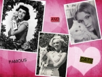 Collage of famous