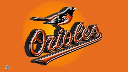 Baltimore Orioles 3D Logo - Baseball
