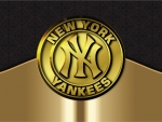 Yankees Gold and Black Logo
