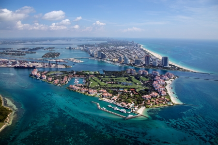 Fisher Island, Miami Florida - florida, nature, islands, miami, fisher island