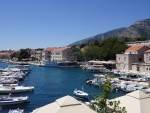 Harbor in Croatia