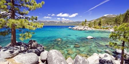 Summer At Lake Tahoe Lakes Nature Background Wallpapers