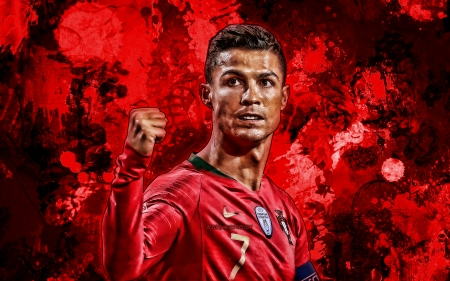 Cristiano Ronaldo - cr7, cristiano ronaldo, soccer, sport, football, portugal, portugal national football team