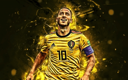 Eden Hazard Soccer Sports Background Wallpapers On
