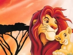 Simba and Kiara The Lion King 2