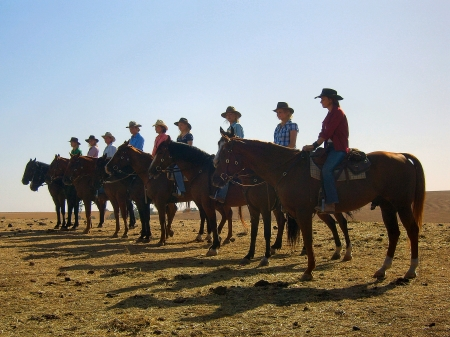 The West Runs Deep . . - hats, TV, boots, ranch, women, horses, brunettes, cowgirls, actors, western, blondes