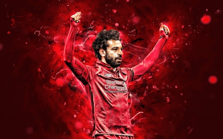 Mohamed Salah - sport, salah, liverpool, football, egyptian, mohamed salah, mo salah