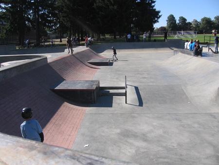 skate park - skate, ramp, park, vert, street, local