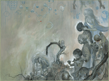 James Jean Fables Painting Other Entertainment