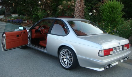 1988 Bmw 635csi Bmw Cars Background Wallpapers On