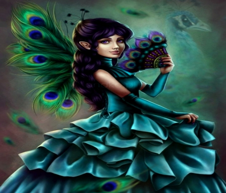 Fantasy Fairy Fantasy Abstract Background Wallpapers On