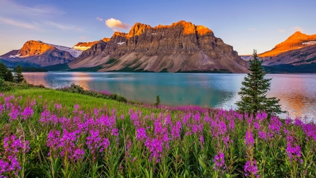 Rocky mountains - Lakes & Nature