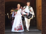 Wedding in Krakow, Poland