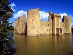 Bodiam Castle, Sussex, England