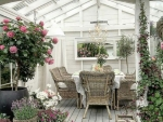 beautiful veranda