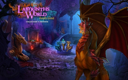 Labyrinths Of The World Fool S Gold09video Games Hidden Object Puzzle Cool Fun Other Video Games Background Wallpapers On Desktop Nexus Image 2502759
