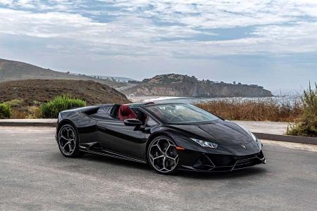 2020 Lamborghini Huracan Evo Spyder , Lamborghini \u0026 Cars