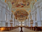 Monastery Church in Germany