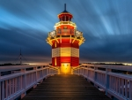 Rheinsberg Lighthouse, Germany