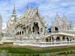 The White Temple (Wat Rong Khun)