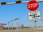 Stop Divided Highway