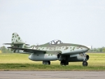 WW2 German Messerschmidt Me262 Jet Fighter