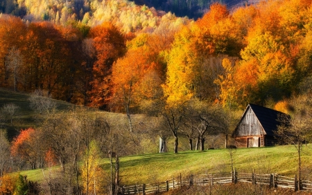 New England Autumn Other Nature Background Wallpapers On Desktop Nexus Image 2504712