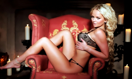 Gorgeous Jennifer Ellison - Model, Glamour, Jennifer Ellison, Blonde
