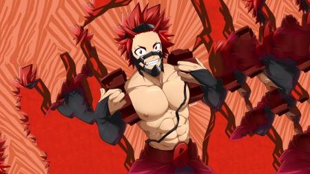 Boku No Hero Academia Kirishima Background Gambarku