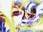 Goku UI pissed off