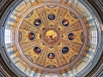 Church Dome in Italy