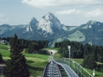 Railway to Mountains