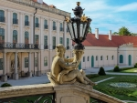 Esterhazy Palace in Fertod, Hungary