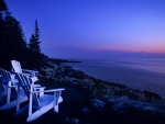Acadia National Park at Twilight