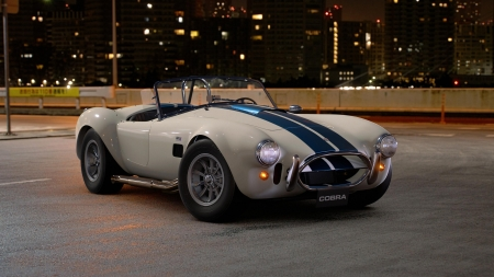 Shelby Cobra - Shelby, ford, Shelby Cobra, retro, racing, classic