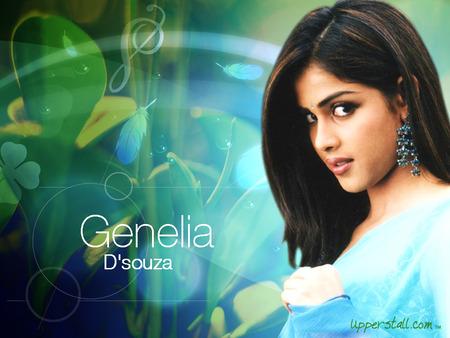 Cute Genelia Actresses People Background Wallpapers On Desktop