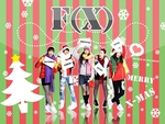 happy x-mas with f(x)