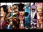 Shichibukai One Piece