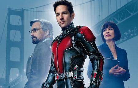 Ant Man 2015 Movies Entertainment Background Wallpapers On Desktop Nexus Image 2510243