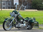 13 Harley-Davidson Softail Deluxe