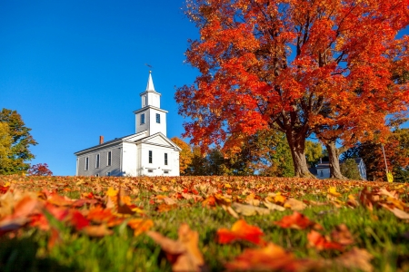 Autumn In New England Other Nature Background Wallpapers On Desktop Nexus Image 2512542